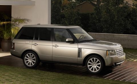 99,000 Range Rovers Recalled for Problem Brake Hoses - News - Car