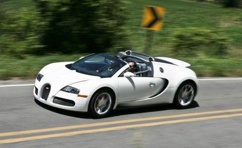 Veyron Coupe Sold Out, Grand Sport '