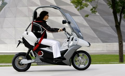 For An Eye Opening Case Study Of Innovative Vehicle Concepts And How They Typically Fare On The Market Look No Further Than Bmw S C1