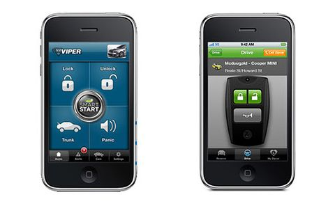 Unlock Car With Phone >> Want To Unlock Your Car From Your Iphone There Are Two Apps