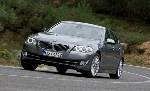 BMW Recalls 136,000 Cars for Fuel Leaks and Stalling – News