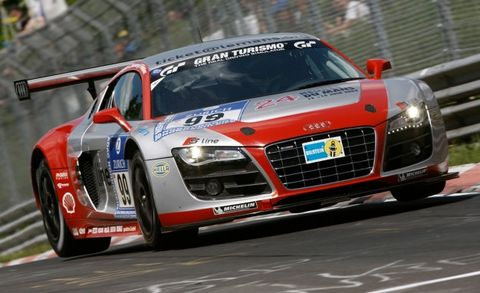 Audi Lets Customers Buy Into R8 Lms Race Seats For Six Nurburgring