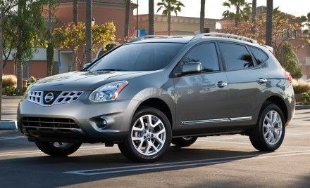 2011 Nissan Rogue Gets Exterior Refresh Improved Fuel Economy