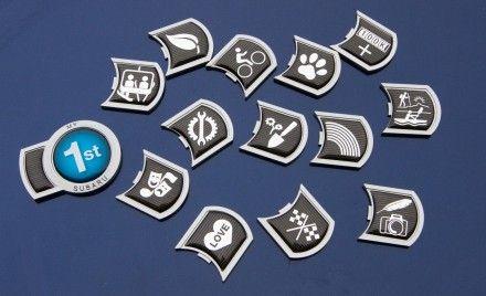 subaru badges of ownership