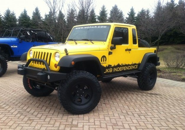 jeep unlimited jk8 independence
