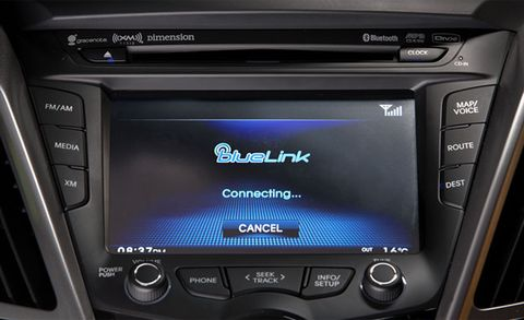 Hyundai Blue Link Subscriptions to Start at $79 a Year