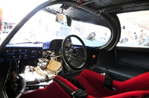 The 917 Like Many Porsche Sports Racers Before It Featured A Drilled Ignition Key You Read That Right Head Of Series
