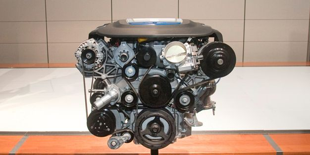 Verging on Immortal: The Chevy/GM Small-Block V-8 Strives to Last Forever