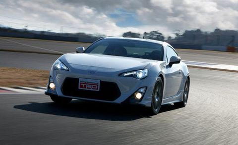 Trd Shows Performance Parts For Toyota Gt 86 Similar Items Will Be