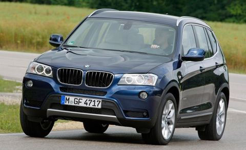 Pricing Specs Announced For 2013 Bmw X3 Xdrive28i With New Turbo Four