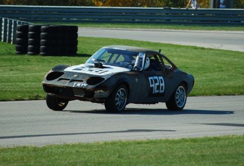 LeMons Good/Bad Idea of the Week: Mazda Rotary-Powered Opel GT