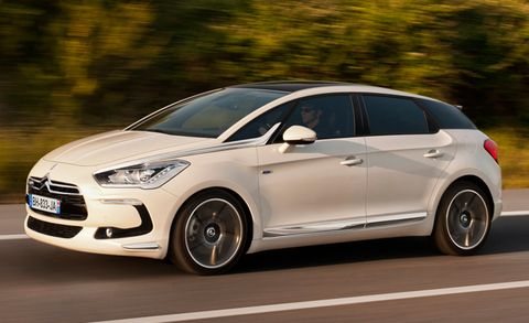 In Geneva Last Week I Sat Down With Thierry Metroz Citroën S Chief Designer He Confirmed Three More Ds Models On Top Of The Cur Ds3 Ds4