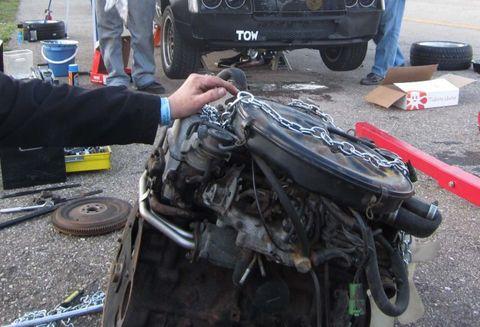 LeMons Good/Bad Idea of the Week: Toyota Fun With JB Weld