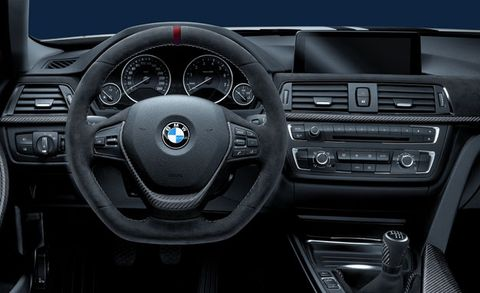 Bmw Releases New M Performance Parts For 2012 3 Series 5 Series