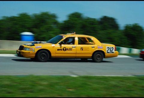 LeMons Good/Bad Idea of the Week: Twin-Turbo Taxi!