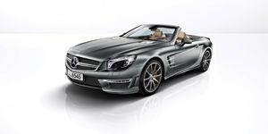 2013 Mercedes-Benz SL65 AMG 45th Anniversary Edition