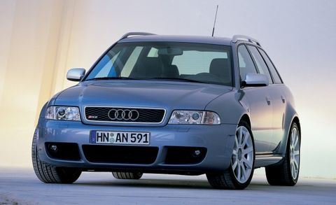 Rs A Brief History Of Audi8217s Top Performance Models