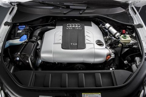 2013 Audi Q7 Joins Siblings, Gets Upgraded 240-hp Diesel