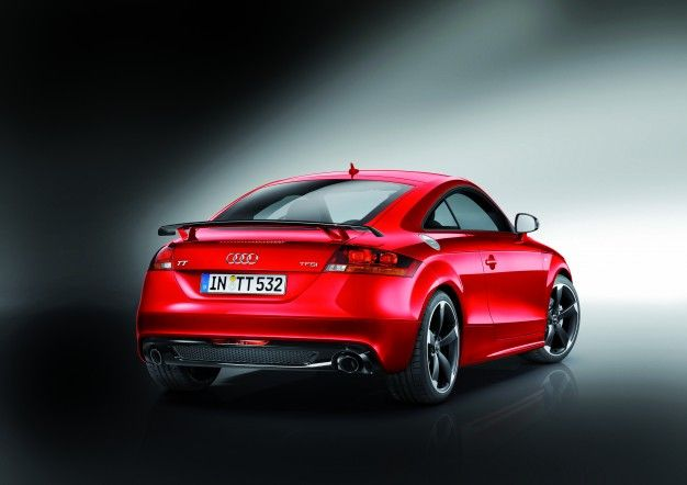 2013 audi tt to get s line competition package\u2014the s and rs look for 01 Audi TT