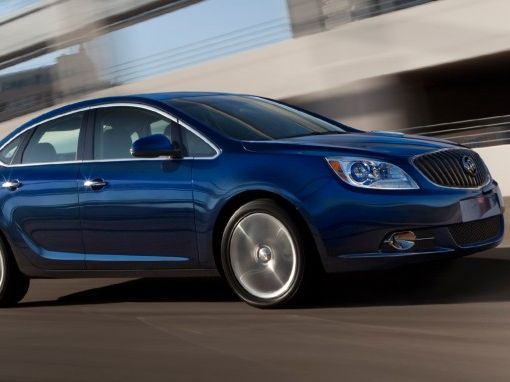 Buick Verano Review Pricing And Specs