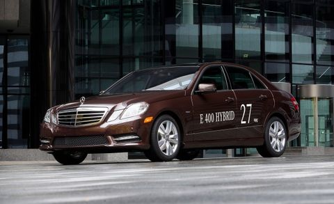 Mercedes Benz Has Revealed How Much It Will Charge For The New 2017 E400 Hybrid And Eco Philic Luxury Sedan Cost 56 705