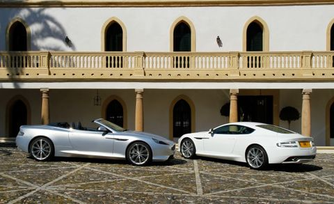 Aston Martin Dropping Virage From Lineup Repositioning Db9 In Its Wake
