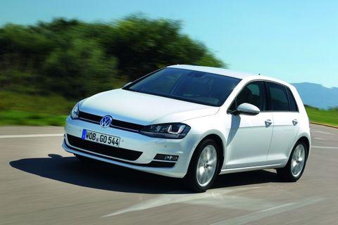 New Volkswagen Golf Won'