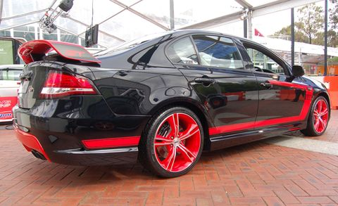 2012 Ford Falcon FPV GT RSpec: If Max is Mad, Consider us Crazy