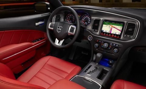 Dodge Introduces Sport Package For 2013 Awd Chargers News