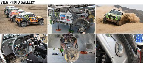 Dakar Wrap Up And The Anatomy Of A Dakar Winning Mini