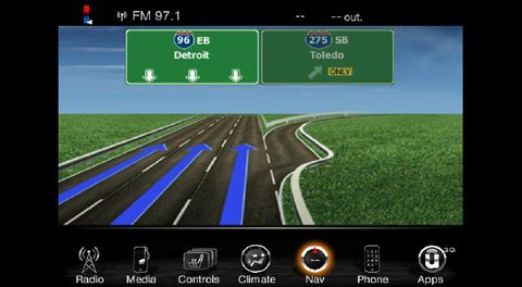 Chrysler Introduces Updates to Uconnect – News – Car and Driver