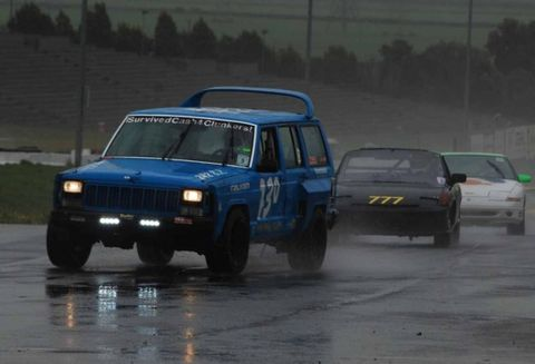 Petty Cash: The Greatest Road-Racing Jeep Cherokee in LeMons