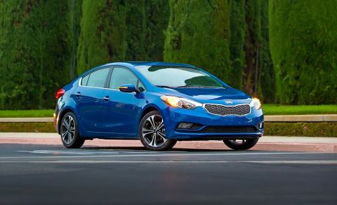 2014 Kia Forte Priced From 16 700 Rated For Up To 36 Mpg News
