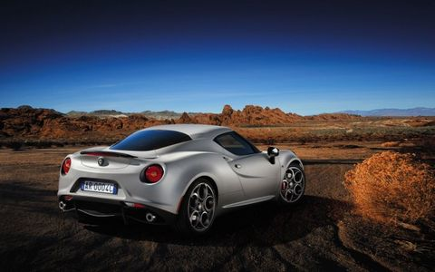 Audi Reportedly In Talks To Purchase Alfa Romeo News Car And