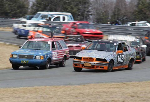 24 Hours Of Lemons >> 24 Hours Of Lemons New York The Winners