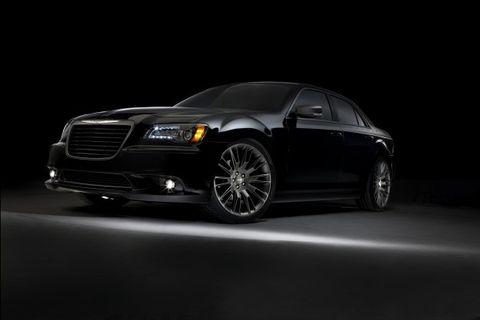 Chrysler Considering Diesel Option for 300, Report Says