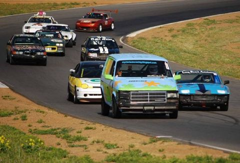 The Racing Vans of the 24 Hours of LeMons – Feature – Car