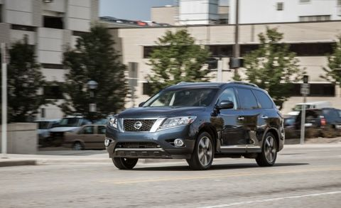 Nissan Recalls 639,480 SUVs for Defective Hood Latches ... on