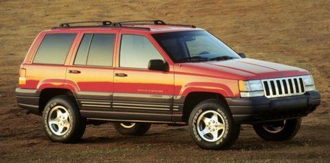 2004 jeep liberty renegade recalls