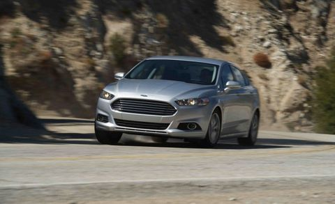 2014 Ford Fusion's 1.5-Liter EcoBoost Four Detailed: Less Displacement, Same Horsepower as the 1.6