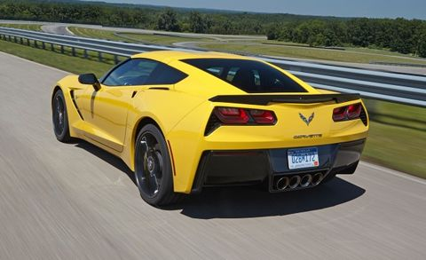 10 Awesome Things You Need to Know About the New C7 Corvette