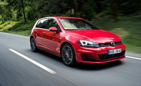 2014 Volkswagen GTD First Drive: GTI + TDI = A Lot to Like