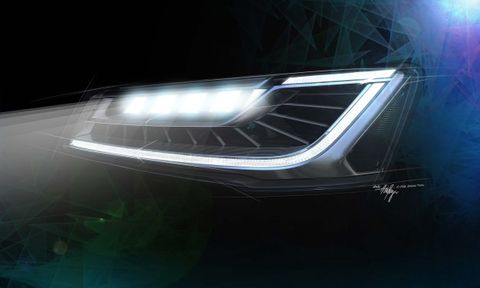 Out of the Dark: The Future of Automotive Headlights – News