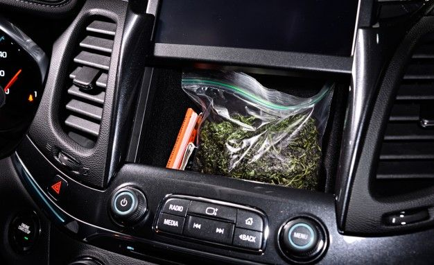 How to make a secret compartment in your car
