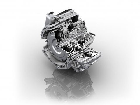 We Take a Look at ZF's Newest Gearbox – News – Car and Driver