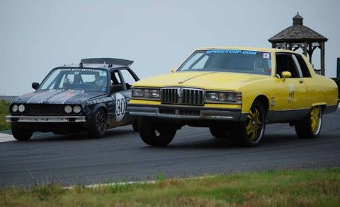 Another Fine 24 Hours Of Lemons Idea Road Racing 79 Bonneville Donk