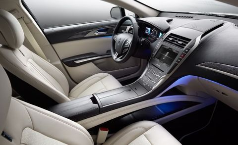 2015 Lincoln Mkz Black Label >> Lincoln Introduces Black Label Trims News Car And Driver
