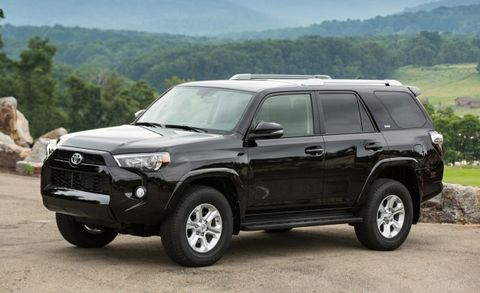 Prices For The 2014 Toyota 4runner Announced Starts At 33 680 News Car And Driver