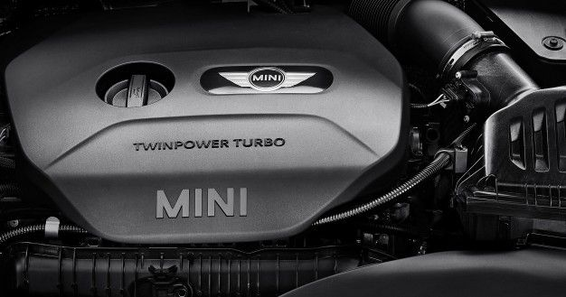 mini twinpower turbo engine