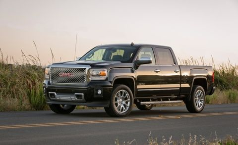 Gm Releases Fuel Economy Figures For 6 2 Liter V 8 Silverado Sierra Pickups News Car And Driver